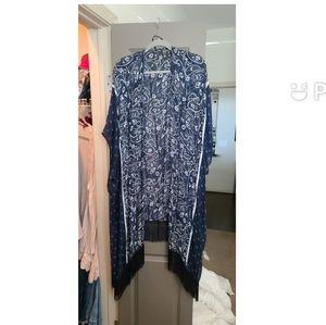 Mix It Kimono